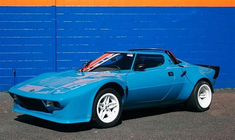 Lancia Stratos Kit Car Australia 1975 Lancia Stratos Hf Stradale Coup 233 To 4 Specifica