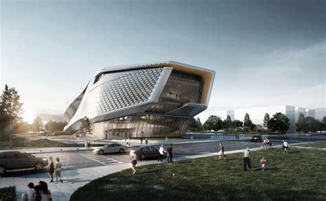 design concept museum dalian museum competition design by 10 design
