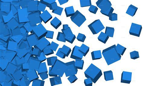 design background transparent cubes background 2 by ellno graphicriver