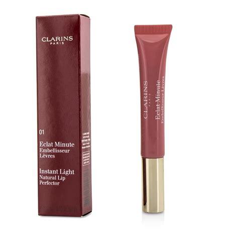 clarins instant light lip perfector clarins eclat minute instant light lip perfector