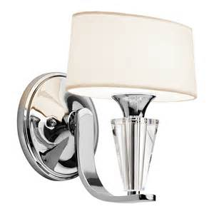 Kichler Wall Sconce Kichler Lighting 42028ch Persuasion Wall Sconce Chrome Atg Stores