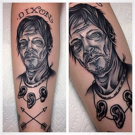 daryl dixon tattoo 177 best images about the walking dead tattoos on