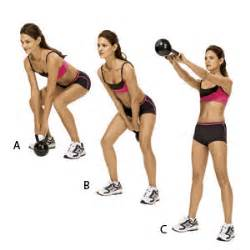 kettlebell swings cardio the strength exercise