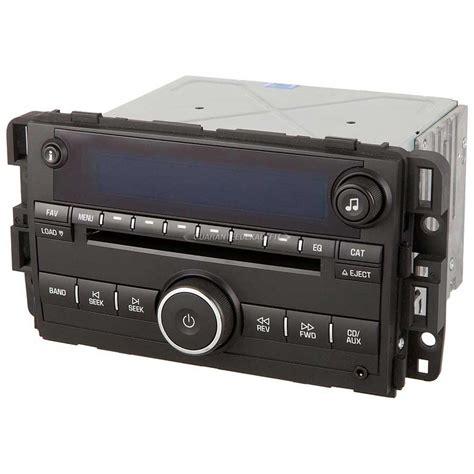 2006 impala radio 2006 chevrolet impala radio or cd player from car parts