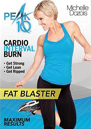 Blaster Cardie by Peak 10 Blaster Cardio Interval Burn 2 Lazy 4 The
