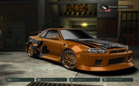 nissan skyline r34 custom nissan skyline gtr r34 v spec my custom design by