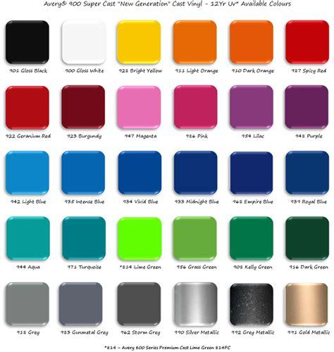 fiberglass cast colors colours specs