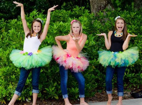 sexy tutus for preteen girls preteen teen adult tutus for luau for waist up to 34 1 2