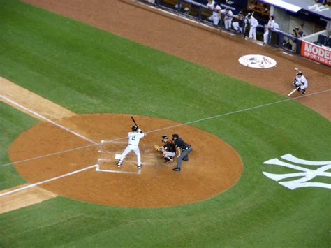 Jeters At It Again by Quotidian New York Yankees Vs Orioles August 31 2012