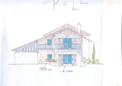 home plans house plans outside cawthrays in caupenne d armagnac