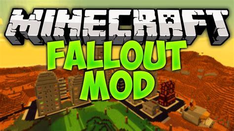 mod minecraft hack gamemode minecraft 1 11 mods fallout mod mod showcase youtube