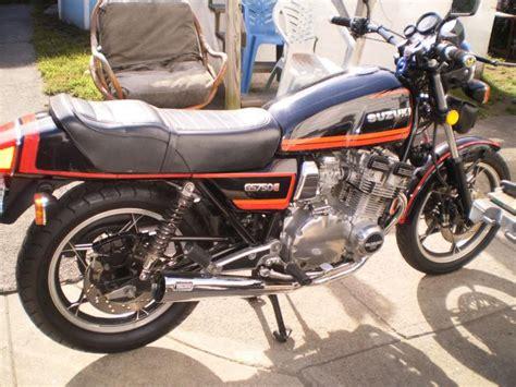 Suzuki Gs750e 1982 Suzuki Gs750e Mint Condition A Classic For Sale On
