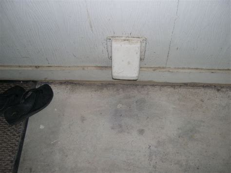 Dryer Vents Into Garage by If It S There You To Call It Home Inspection 101