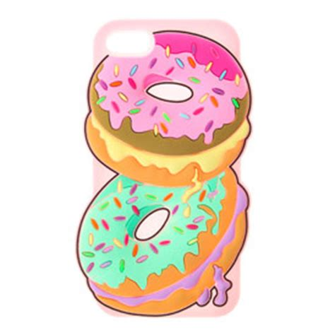 Duvet Donuts Iphone 5c Covers Amp Cases Claire S