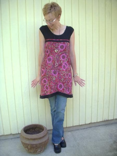 Combine Skirt the t skirt combine a t shirt with an skirt and make an adorable tunic upcycling at its