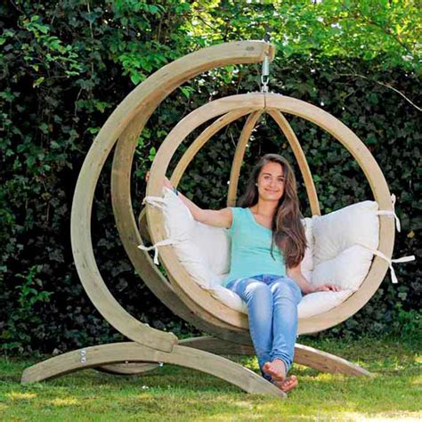 hanging swing sea garden furniture outdoor living