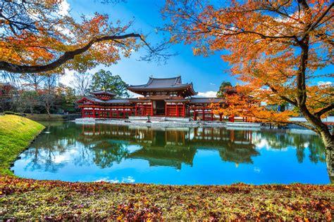 imagenes de kyoto japon banco de im 193 genes templo budista byodo in kyoto jap 243 n