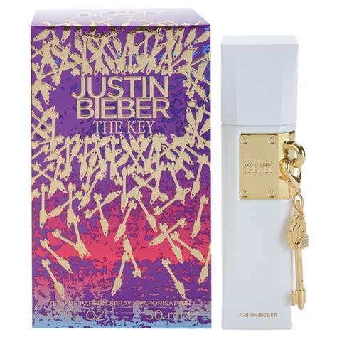 Parfum Justin Bieber The Key justin bieber the key eau de parfum for 100 ml