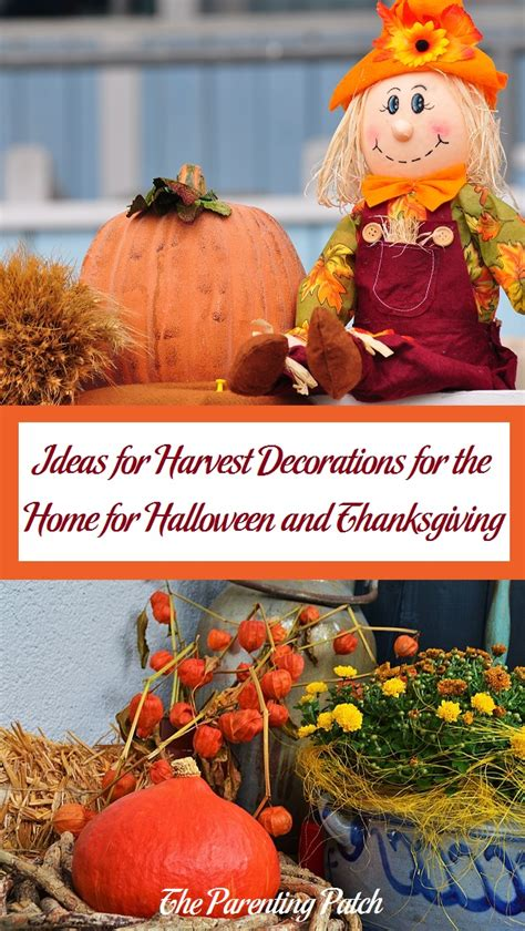 Thanksgiving Decorations For The Home ideas for harvest decorations for the home for halloween