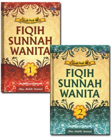 Fiqih Sunah 1 3 Jilid fiqih sunnah wanita 2 jilid lengkap omahbukumuslim jual buku muslim sms wa 087 8080 33400