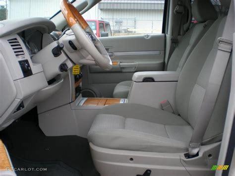 Chrysler Aspen Interior by 2008 Chrysler Aspen Limited Interior Photo 46471236