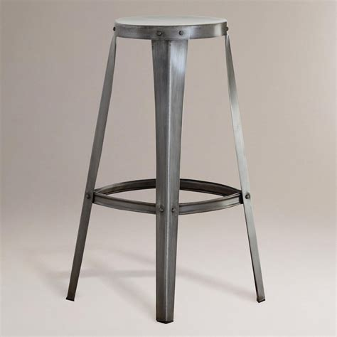 World Market Metal Bar Stools by 8 Best Images About Bar Stools On Gold Dipped