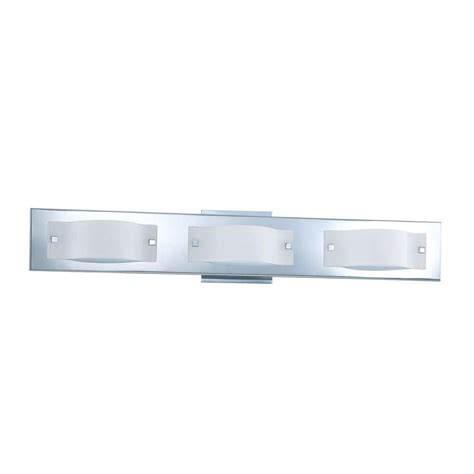 2 Light Bathroom Wall Sconce Lighting Cassiopeia 2 Light Chrome Incandescent