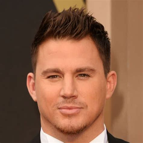 celebrety pictures hairstyles for channing