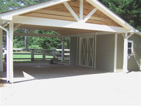 Attached Carport Designs by Attached Carport Plans Kolyorove