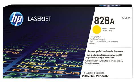 Toner Hp 828a Yellow Laserjet Image Drumcf364a hp 828a yellow laserjet imaging drum 30k cf364a