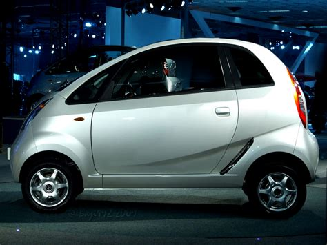 2 door compact cars rendering tata nano two door
