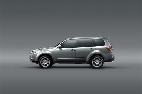 new subaru parts subaru unveils sportier forester ts with sti parts in japan