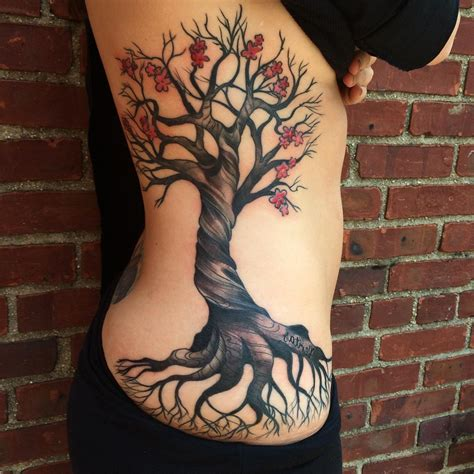 watercolor tattoos fort worth 40 beautiful rib tattoos that are totally worth it