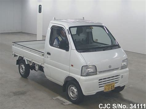 Suzuki Carry Sale 1999 Suzuki Carry Truck For Sale Stock No 34111
