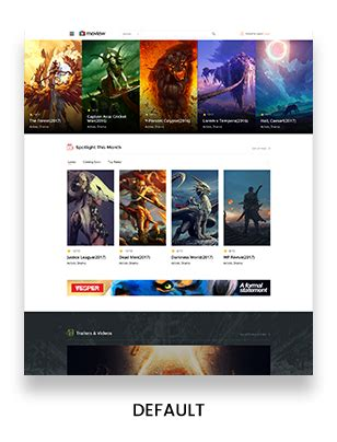 themes definition film moview responsive film video db review theme download
