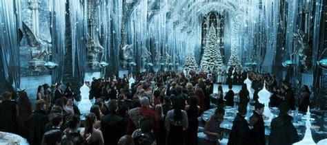 harry potter christmas dinner at studio tour hogwarts