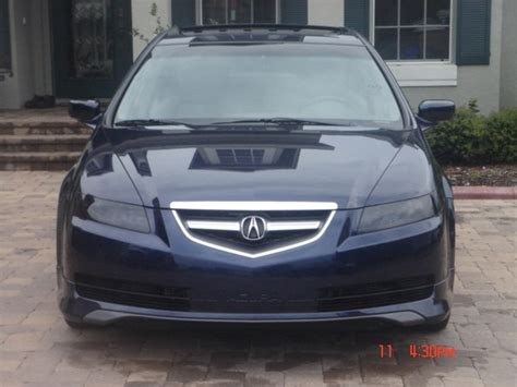 Acura Tl 2006 Tire Size Joeytl S 2006 Acura Tl Page 6 In New York Ny