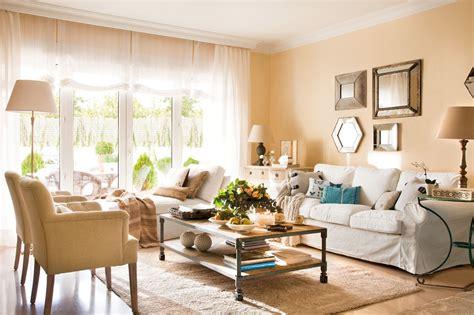 revista el mueble salones salones con comedor renovados por el mueble