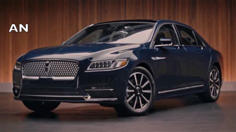 2019 the lincoln continental 2019 lincoln continental review