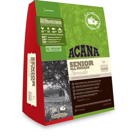 senior food buy acana senior food 6 8kg
