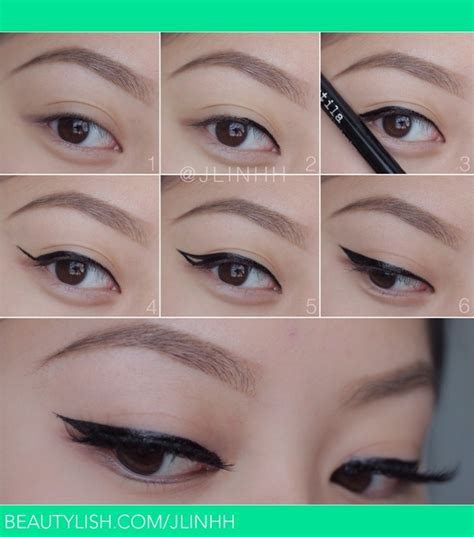 tutorial eyeliner con scotch eyeliner tutorial joycelyn l s jlinhh photo beautylish