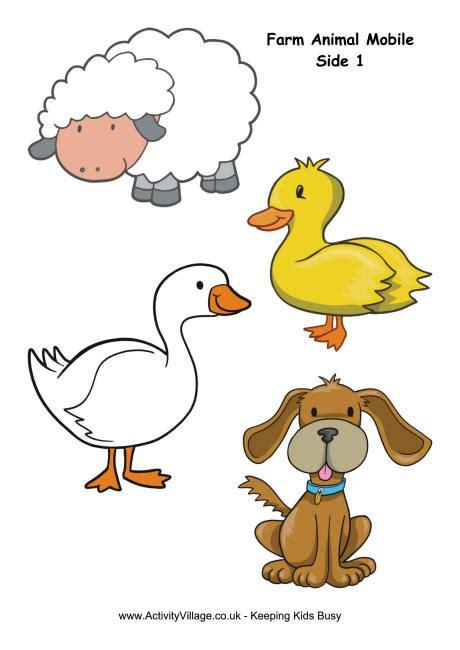 best photos of farm animal printables farm animal flash farm animals mobile