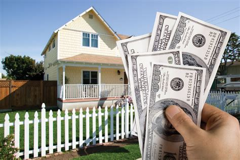 buying houses with no money mortgages with low or no down payments