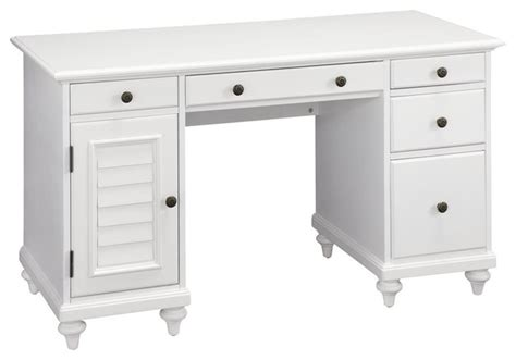 white pedestal desk brushed white pedestal desk traditional desks and
