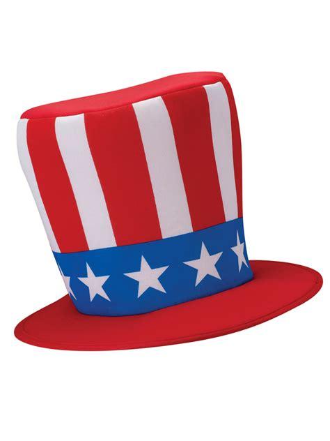 usa mini top hat on headband flags to buy