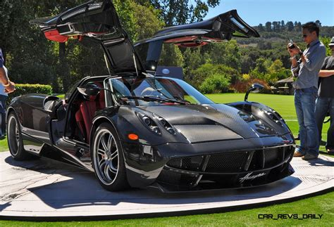 huayra maserati meet the pagani usa launch fleet five 2015 pagani huayra