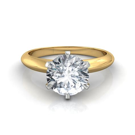 Solitaire Rings by Unique Solitare Engagement Rings