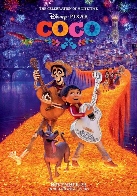 coco movie poster in theaters november 22 2017 coco lawyers and the