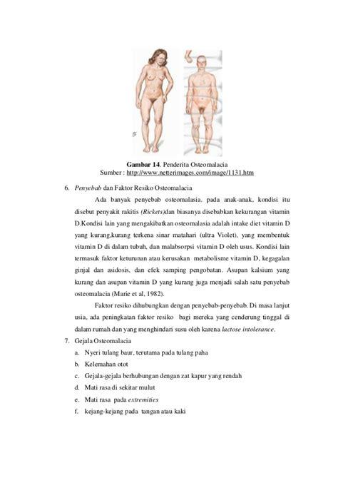 hubungan kalsium denganricketsia
