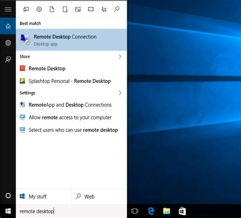 used for remote desktop how to use rdp remote desktop on windows 10 solvps